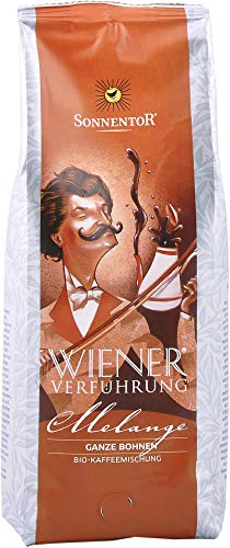 Sonnentor Bio Melange Kaffee ganze Bohne (2 x 500 gr)