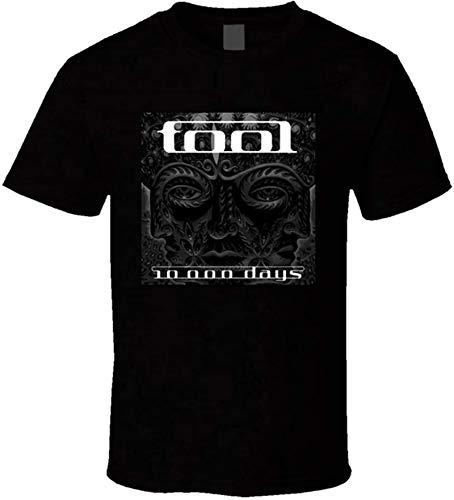 ZCQF0DEFJA Tool 10000 Days Music T Shirt