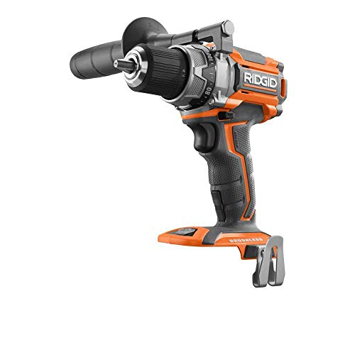 RIDGID 18-Volt Cordless Brushless 1/2 in. Compact Drill/Driver tool only