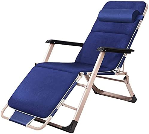 Byakns Comfortable Outdoor Price reduction Fees free Recliner Lou Patio Gravity Adjustment