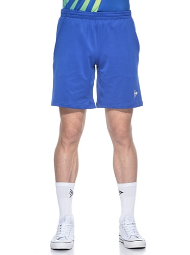 DUNLOP Bekleidung Men – Knitted Short Large blau