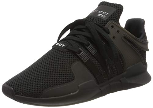 adidas Men's EQT Equipment Support Adv Low-Top Sneakers, Black (Black Ba8324), 11 UK