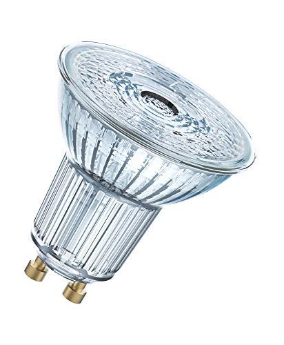 OSRAM Superstar LED-Lampen, Stecksockel, Reflektor PAR16 DIM, 3.7 W, white, One size