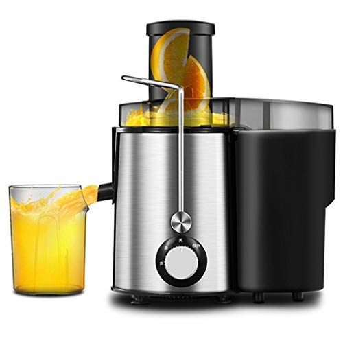SHIYANLI Juicer Household Automatic Fruit and Vegetable Residue Separation Multi-Function Fried Fruit Juice Machine Mini Small Residue-Free,C