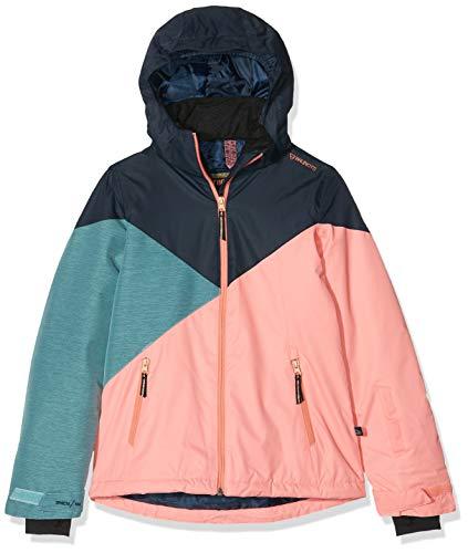Brunotti Mädchen Sheerwater JR Girls Snowjacket Jacke, Desert Pink, 164.0