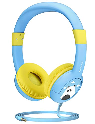 cheap Mpow CH1 Children's Headphones with 85 dB Volume Limit, Hearing Protection and Music Release Features, Kids…
