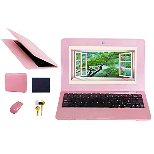 FANCY CHERRY 10 inch 8GB Laptop Netbook Notebook PC...