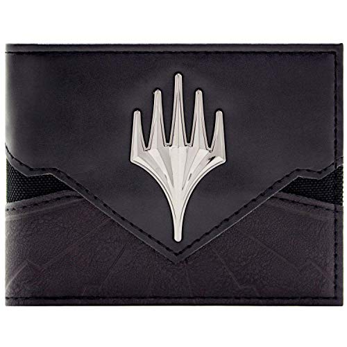Magic The Gathering Planeswalker Symbol Schwarz Portemonnaie Geldbörse