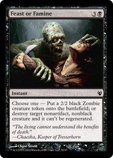Magic: the Gathering - Feast or Famine - Duel Decks: Izzet vs Golgari