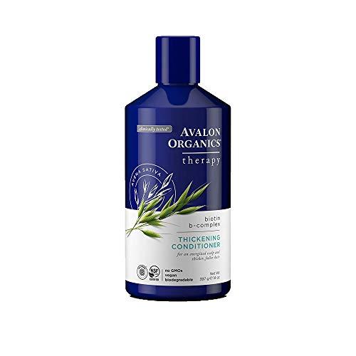Avalon Organics Biotin B Complex Après-shampoing 397 g