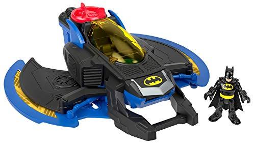 Imaginext GKJ22 DC Super Friends Batwing & Batman Figurenset