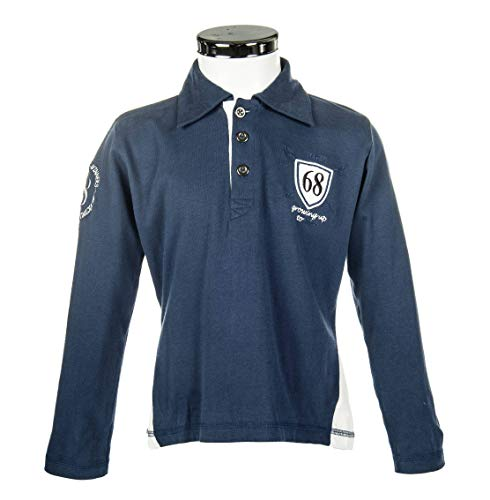 HKM Sports EQUIPMENT kinderen poloshirt-King blouse
