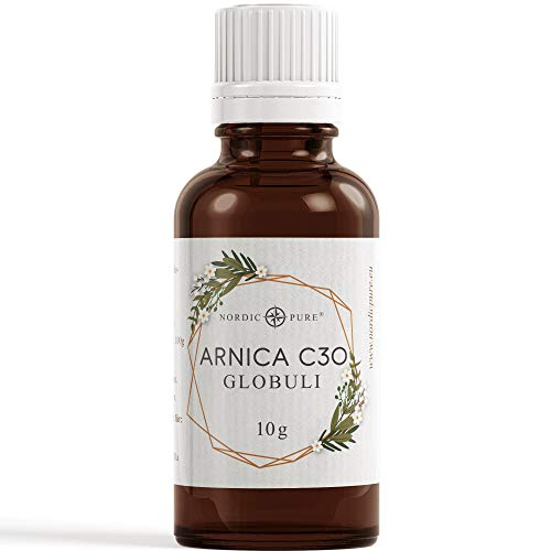 ORIGINAL Arnica Globuli in Potenz C30 | Höchste Qualität aus Deutschland