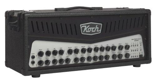 KOCH SUPERNOVA 120W E-Gitarren-Verstärker Topteile mit Röhrenverstärker