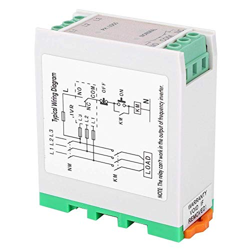 ZKS-KS Phase Sequence Protection Relay, 3 Phase Voltage Monitoring Relay for The Maintenance of Normal Working Voltage During The Operation of Industrial Equipment