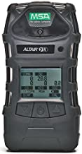 MSA 10116926 ALTAIR 5X Gas Detector, Monochrome Display Screen, LEL, O2, CO, H2S, 10' Sample Line, 1' Probe
