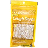 Good Sense Cough Drops Honey Lemon Flavor 30 Ct