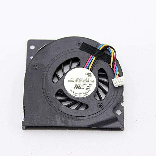 Ventilador de refrigeración de CPU compatible con Intel NUC 5 NUC5I5MYBE NUC5CPYH NUC5I5RYK NUC5i3MYBE NUC7i5BNK Mini PC BSB05505HP