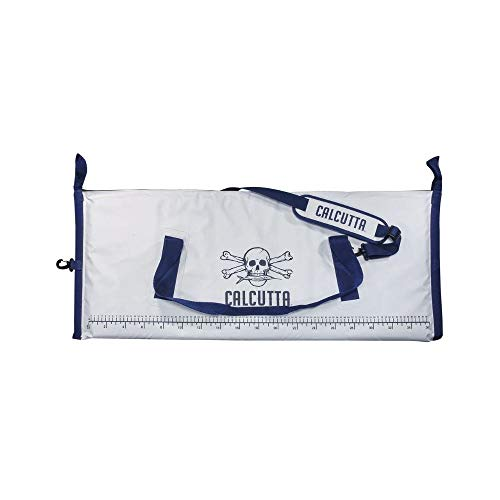 """Calcutta Outdoors Pack Fish Cooler 40"""" x 16""""   Insulated Waterproof Fishing Kill Bag   Sweat Proof Design   Nylon Carrying Straps"""