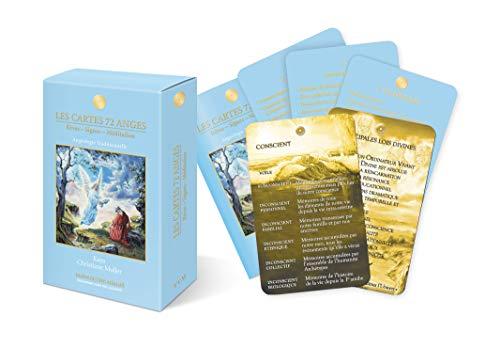 Les cartes 72 anges : Rêves - Signes - Méditation