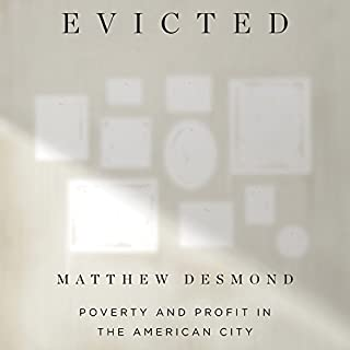 Evicted audiobook cover art