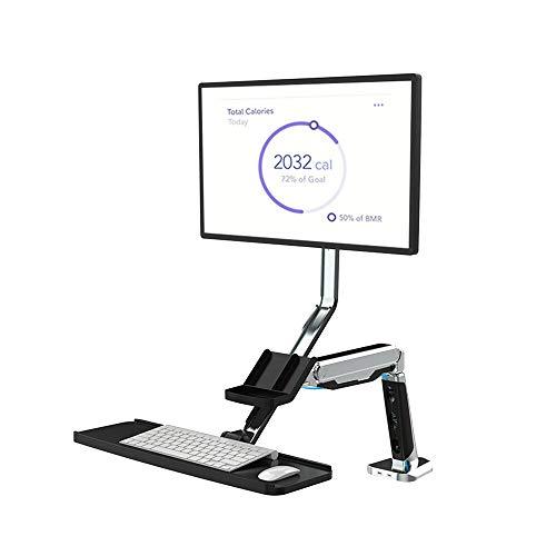Soporte para monitorizar soporte para monitor soporte para pantalla del ordenador multifunción soporte para tablet para teléfono móvil. Soportes de montaje