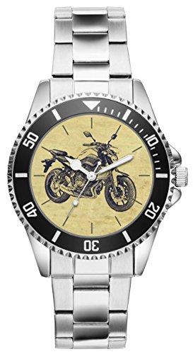Geschenk für Yamaha MT-07 Motorrad Fans Fahrer Kiesenberg Uhr 20256