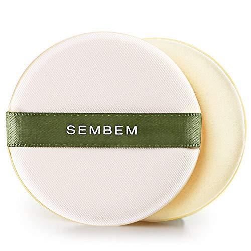 Drametree Air Cushion Puff Beauty Oeuf Air Cushion Puff 2 Pièces Éponge Maquillage BBCC Crème Maquillage Humide Et Sec Maquillage Coton Couleur Maquillage Oeuf Outil De Maquillage Maquillage Puff