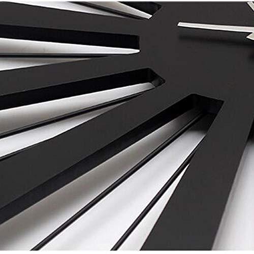 Wanduhr Dekoration Wohnzimmer Uhren Hause Moderne einfache stumm quarzuhr wanduhr wanduhr@Trompete