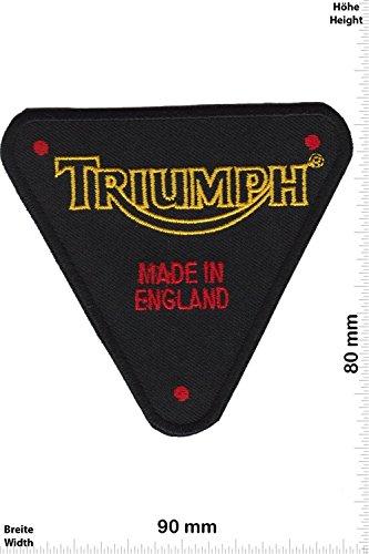 RG20 Triumph Parches B/ügelbild Moto Biker England