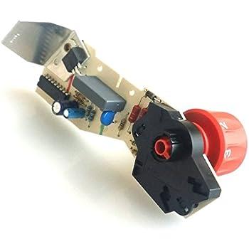Scheda Elettronica Made in Italy Compatibile per Aspirapolvere Vorwerk Kobold vk135 vk136