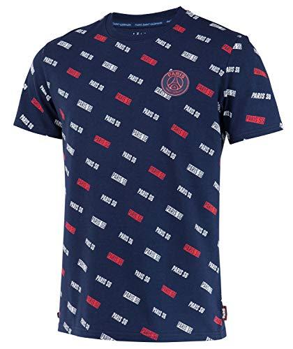 Paris Saint-Germain T-Shirt PSG, offizielle Kollektion, Herrengröße M