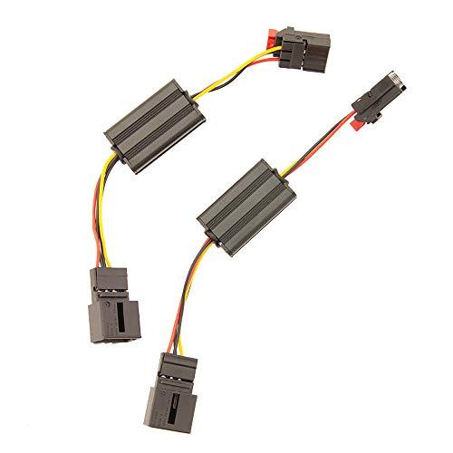 Blinker-Modulen 'Dynamic Running Light' für LED Heckleuchten kompatibel mit Volkswagen Golf VII HB 3/5-türer 2012- 2017