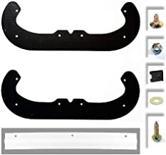 Toro Power Lite 418 / Power Clear 518 OEM Paddle Kit with OEM Replacement Scraper