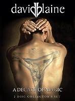 David Blaine: A Decade of Magic [DVD] [Import]