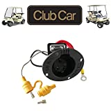 No. 1 accessories Club Car 101802101 DS Golf Cart DC Receptacle & 48V Fuse Assembly...