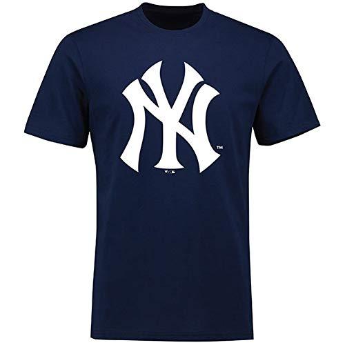 MLB T-Shirt New York Yankees Aaron Judge #99 Baseball Trikot Jersey (3XL)