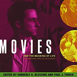 Movies and the Meaning of Life audiobook cover art