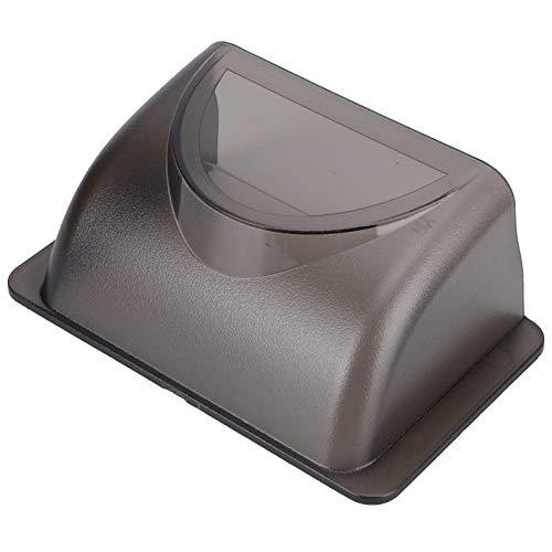 Labuduo Regenschutz, langlebiger UV-geschützter regensicherer Zugangskontrollschutz, praktisch sicher für die Haustür