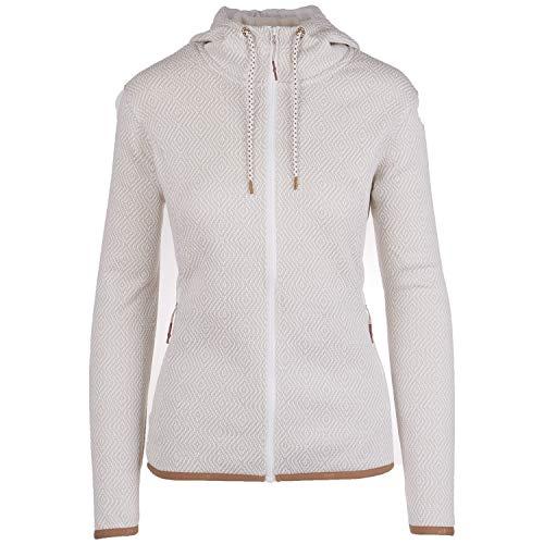 Icepeak Damen Sweatjacke Kiara | mit Kapuze | bequem,warm und windabweisend | 100% Polyester | in vielen