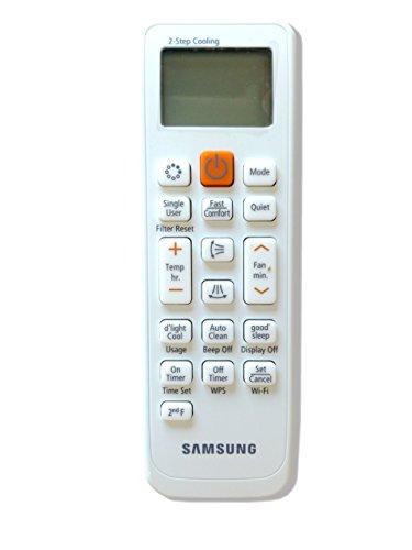 Telecomando ricambio Samsung DB93-14195F per condizionatori climatizzatori, pompa di calore e inverter