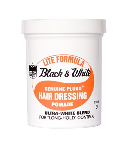 Black & White Lite Pomade (200ml)