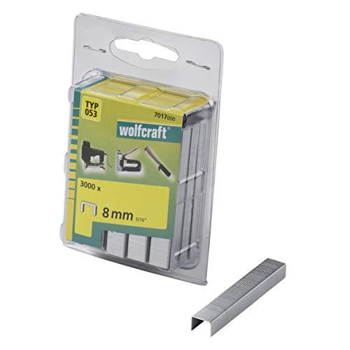 Wolfcraf t7017000 Klammern breit 53 8 mm