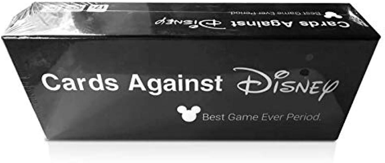 Cards Against Disney Card Game Black