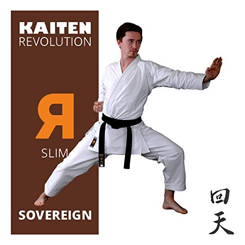 Kaiten Karateanzug Revolution Sovereign Slim (175)