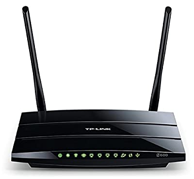 TP-Link N600 – Best DD-WRT Router for Home Use