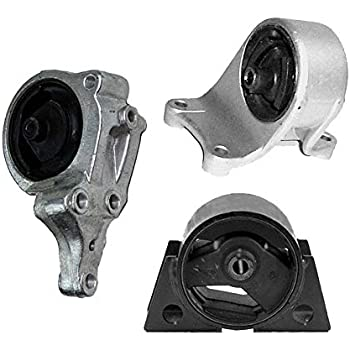 Engine /& Manual Transmission Mount set 2 pcs Left /& Rear Fit  Nissan Altima 2.4L