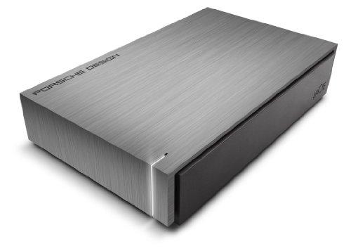 Lacie Porsche Design 2TB 3.0 USB Mobile External Hard Drive