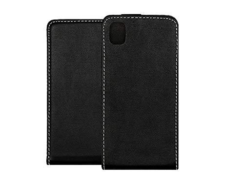 etuo Custodia per Huawei ShotX – Custodia Forcell Slim Flexi – Nero Custodia Custodia Case Case Case Case Cover per Cellulare