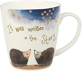 Churchill Alex Clark It Was Written In The Stars Coffee Tea Mug